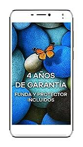 Intex Aqua S9 Pro - Smartphone con pantalla de 5.5