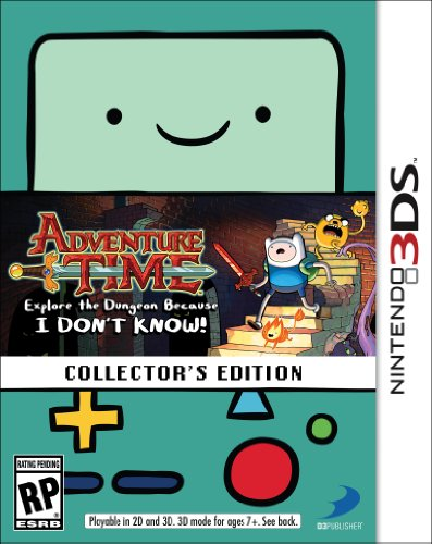 Adventure Time: Explore the Dungeon Because I DON'T KNOW! – Collector's Edition
