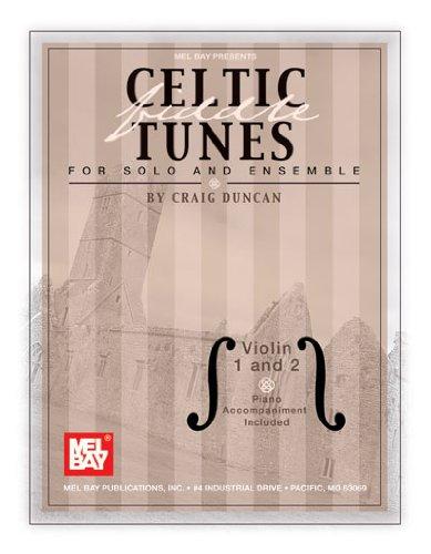 Celtic Fiddle Tunes for Solo & Ensemble