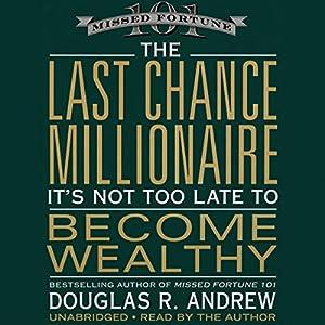 The Last Chance Millionaire Audiobook