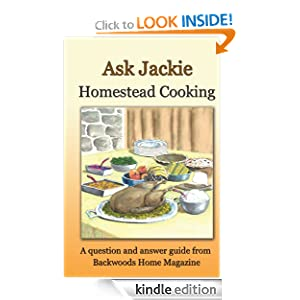 Ask Jackie: Homestead cooking