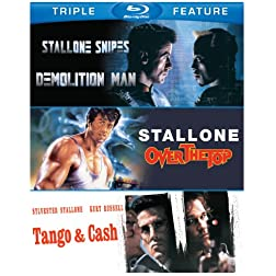 Sylvester Stallone: Triple Feature [Blu-ray]