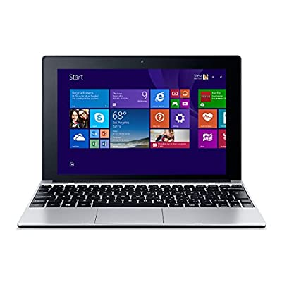 Acer One S1001 10-inch 2-in-1 Touchscreen Laptop (Intel Z3735F/1GB/32GB eMMC & 500GB/Win 8.1)
