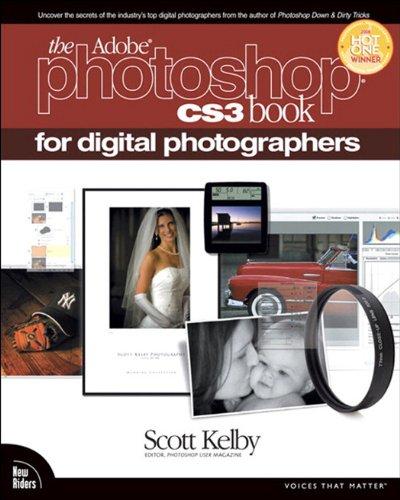 The Adobe Photoshop CS3 Book for Digital Photographers