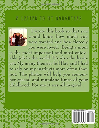 Blessed: A Letter to My Daughters