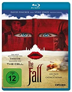 The Fall (Blu-Ray) [Import allemand]