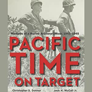 Pacific Time on Target Audiobook