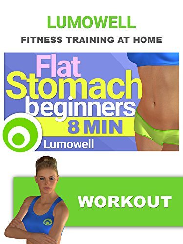 8 Minute Flat Stomach Workout