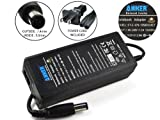 Anker® Golden AC Adapter + Power Supply Cord for Laptop Dell Inspiron  1525 1521 1520 1150 1420 E1405 E1505; XPS M1210 M140; Latitude X300 E4300; Vostro 1000 1310 1400 1500; M109S Projector Fits V1277 HA65NS0-00 310-3149 CF745 YT886 [19.5V 3.34A 65W 18-Month Warranty]