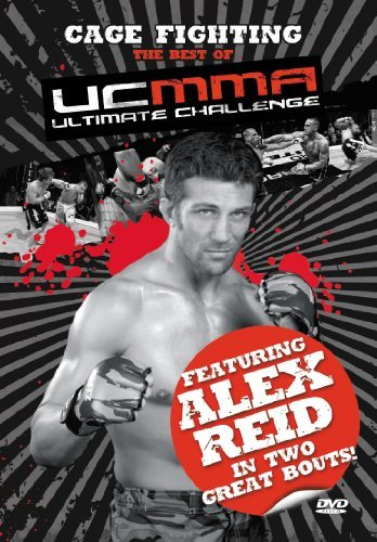 Cage Fighting 'The Best of Ultimate Challenge UK' Featuring Alex Reid [DVD]