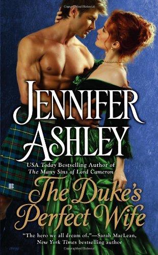 Image of The Duke's Perfect Wife (Mackenzies Series)
