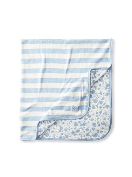 Bonnie Baby Blanket-Reversible Shawl
