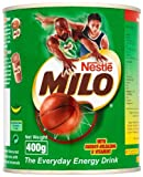 Nestle Milo Energy Cocoa Powder Drink (2 x 400g)