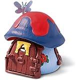 Schleich 49013  - Die Schlümpfe, Kleines Schlumpfhaus blau