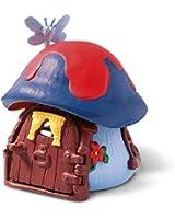 Schleich 49013 - I Puffi, Casetta dei Puffi, piccola