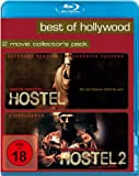 Best of Hollywood - 2 Movie Collector's Pack 20 (Hostel / Hostel 2) [Blu-ray]