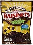 Nestle Dark Chocolate Raisinets 11 oz