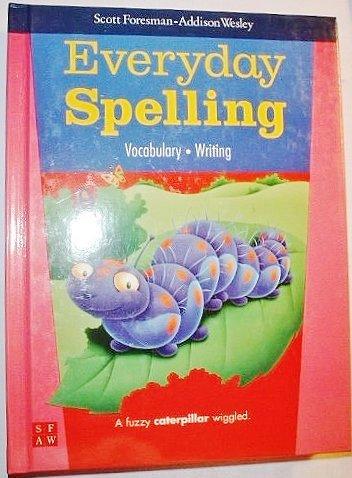 Everyday Spelling, Vocabulary Writing