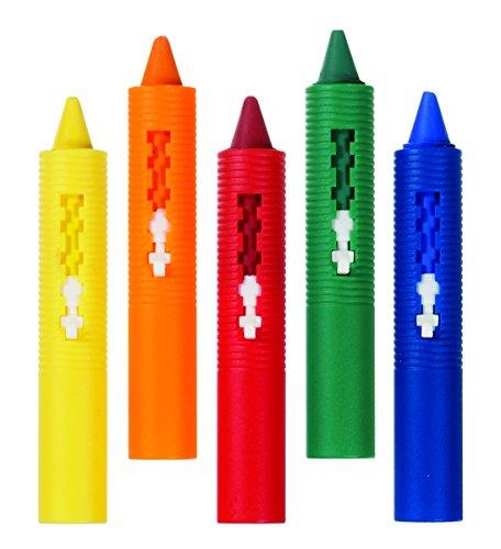 Munchkin - Juguete de baño, 5 lápices de colores (11690)