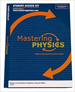 Mastering Physics eText: Student Access Code Card - Conceptual Physics, 11th Ed