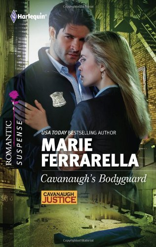 Cavanaugh's Bodyguard (Harlequin Romantic Suspense)