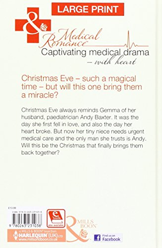 Maybe This Christmas...? (Mills & Boon Largeprint Medical)