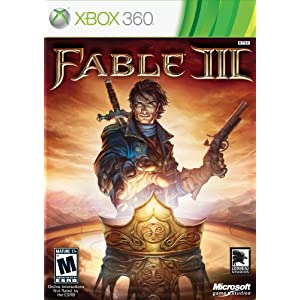 Fable III Xbox 360 Standard Edition