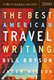 img - for The Best American Travel Writing 2000 book / textbook / text book