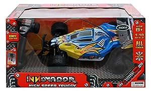 Innovador 1:10 Remote Control High Speed Rider Truggy, Multi Color