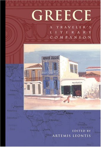 Greece: A Traveler's Literary Companion (Traveler's...