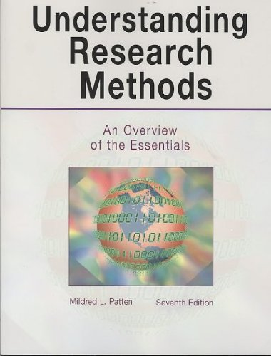 Understanding Research Methods: An Overview of Essentials