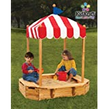 Big Top Sandbox ~ KIDKRAFT (DropShip)