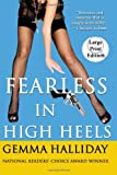 Fearless in High Heels (Large Print Edition) (High Heels Mysteries)
