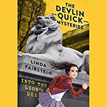 Into the Lion's Den | Livre audio Auteur(s) : Linda Fairstein Narrateur(s) : Kathleen McInerney
