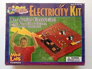 Poof Slinky 02018 Minilab Kit d'-lectricit- sans piles