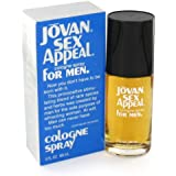 Jovan Sex Appeal by Jovan Eau de Cologne Spray 88ml