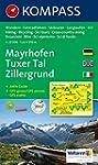 Mayrhofen, Tuxer Tal, Zillergrund: Wa...