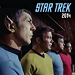 Star Trek 2014 Wall Calendar: The Ori...