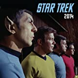 Star Trek 2014 Wall Calendar: The Original Series