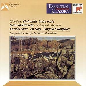 Sibelius: Orchestral Works (Essential Classics)