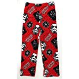 Star Wars Boys Red Fleece Pajama Pants