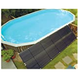 SmartPool SunHeater-Solar Heating System (Color: Black)