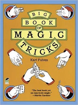 Big Book of Magic Tricks (Dover Magic Books)