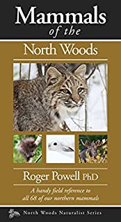 Book Cover: Mammals of the North Woods
