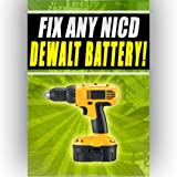 Fix any NiCD Dewalt Battery including the DC9071 18v DW9072 14v DC330 12v DC390 24v DE243 DW9096