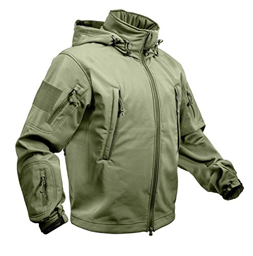 Rothco Spec Ops Tactical Softshell Jacket