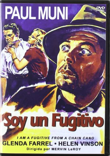 Soy Un Fugitivo [DVD]