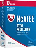 McAfee 2017 Total Protection-10 Devices Key Code (10-Users)