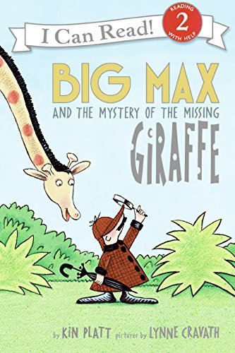 Big Max and the Mystery of the Missing Giraffe (I Can Read Level 2) (I Can Read Book Level 2 compare prices)