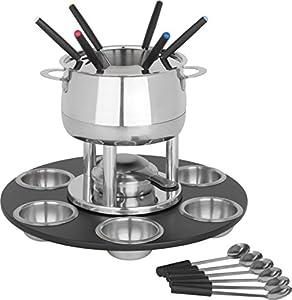 how to use fondue burner
